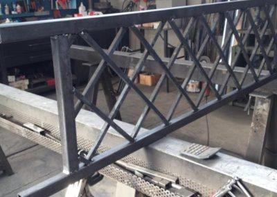 strutture in ferro nuova dagi